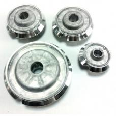 База для конфорки газовой плиты Ariston C00053054 комплект 4 шт