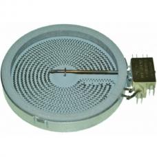 Конфорка для стеклокерамических поверхностей, D=165 мм.  C00139035