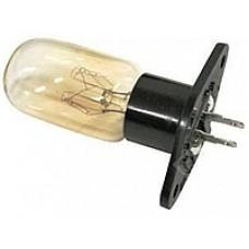 Лампочка для микроволновой печи (20Вт) прямые контакты