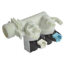 Клапан подачи воды для стиральных машин клемы под джек 2/180/90